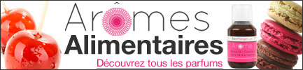 aromes alimentaires