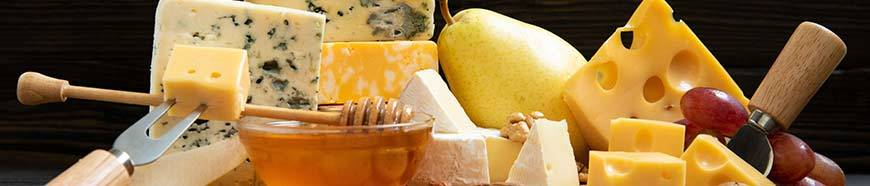 Fromages, yaourts et produits laitiers