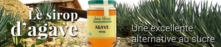 Achat de sirop d'agave bio