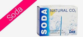 cartouche soda