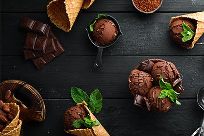 Pâte à tartiner chocolats de pâques