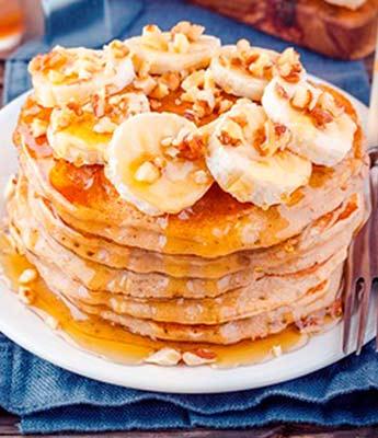 Pancakes et crêpes du monde