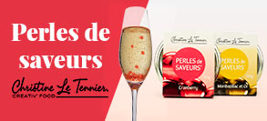 Perles de saveurs Christine Le Tennier