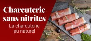 charcuterie sans nitrites