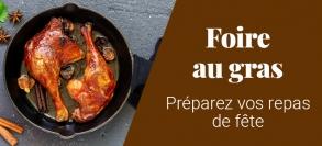 Notre foire au gras