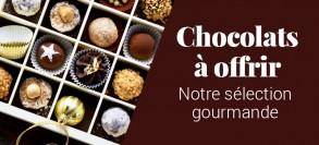 Chocolats à offrir pour Noel