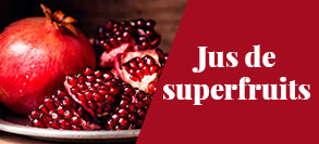 Jus de superfruits