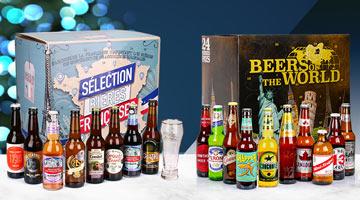 Coffrets cadeaux bières