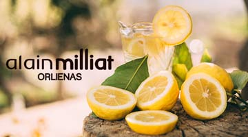 Les citronnades d'Alain Milliat