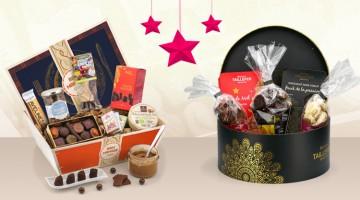 Coffrets de chocolats à offrir