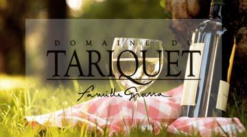 Domaine du Tariquet : vins moelleux, rosés, blancs, Armagnac