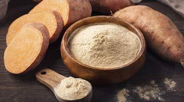 Comment utiliser la farine de patate douce ?