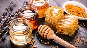 Les miels bio