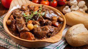 Plats cuisinés individuels