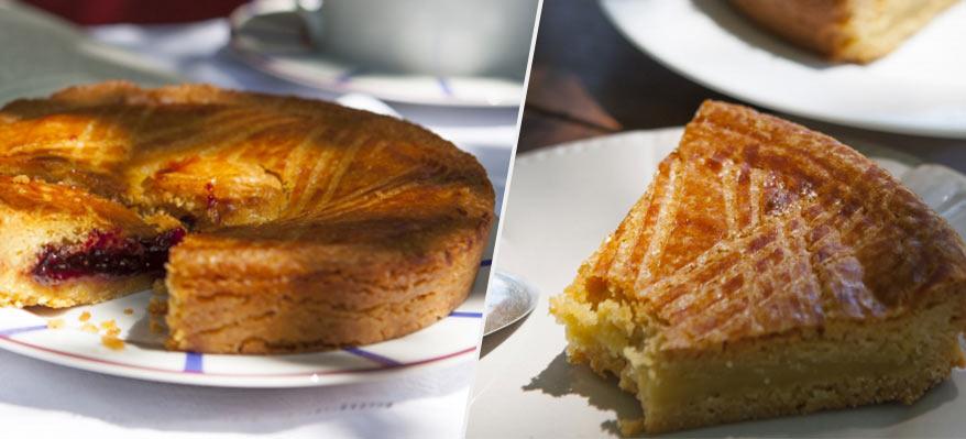 Gâteaux du Pays Basques