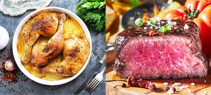 Mon boucher : Bœuf, Veau, Porc, Agneau, volailles