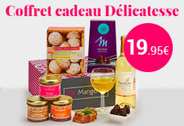 Coffret cadeau Délicatesse