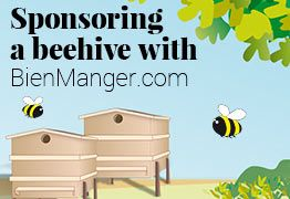 Sponsoring a beehive