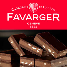 chocolats Favarger