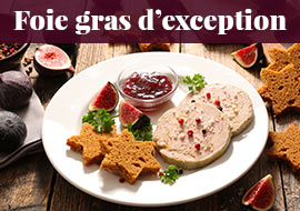 Foie gras d'exception