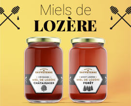 Miel de Lozère vente en ligne