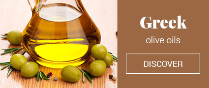 Greek olive oils
