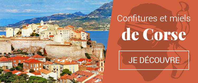 Confitures et miels de Corse
