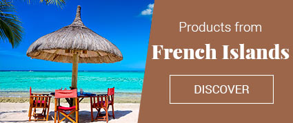 Products from French islands