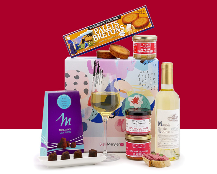 Coffret champagne and co