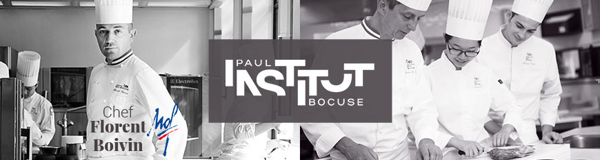 Chef Boivin - Institut Paul Bocuse