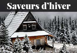 Saveurs d'hiver