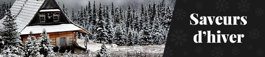 Saveurs de l'hiver