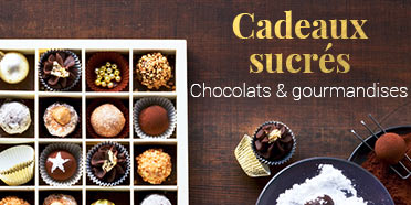 Cadeau chocolat bonbons