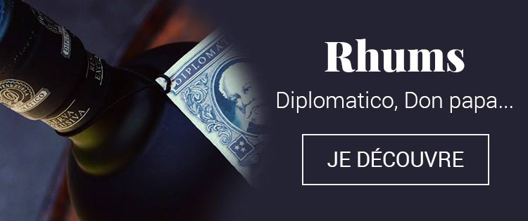 Rhums Diplomatico, Don papa...