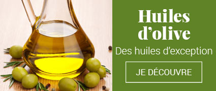 Huiles d'olive