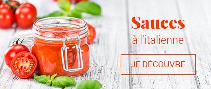 Sauces à l'italienne