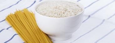 Riz, pâte & céréale