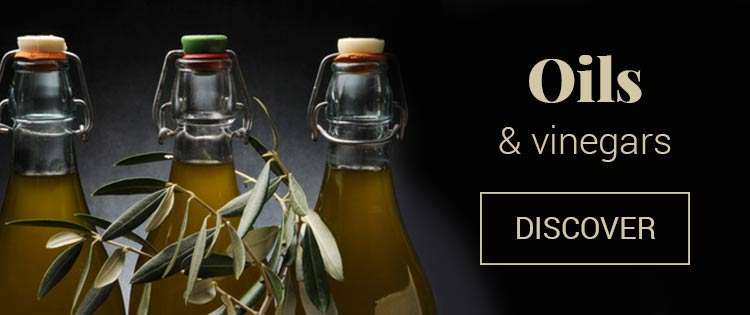 Organic oils and vinegars