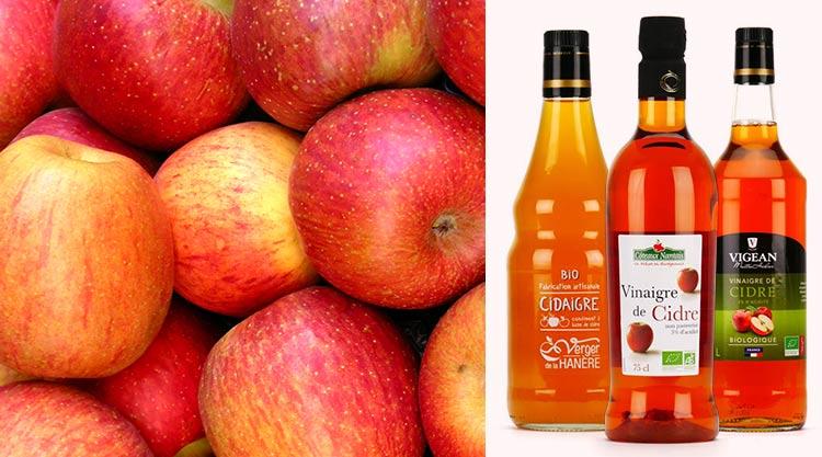 Organic cider vinegar