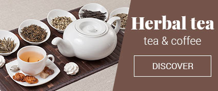 Tea, Herbal Tea, Coffee and Cocoa