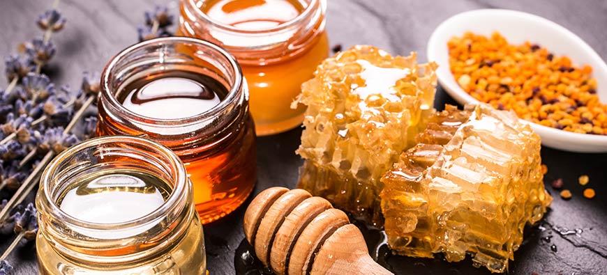 Organic honeys