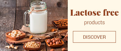 Lactose free products