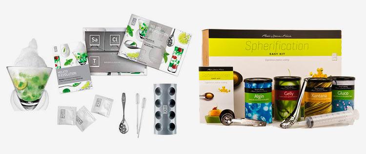Cuisine Moleculaire Kits De Cuisine Moleculaire Et Ingredients