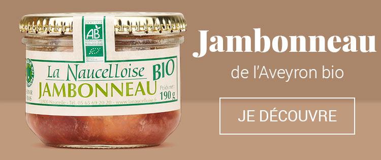 Jambonneau de l'Aveyron bio