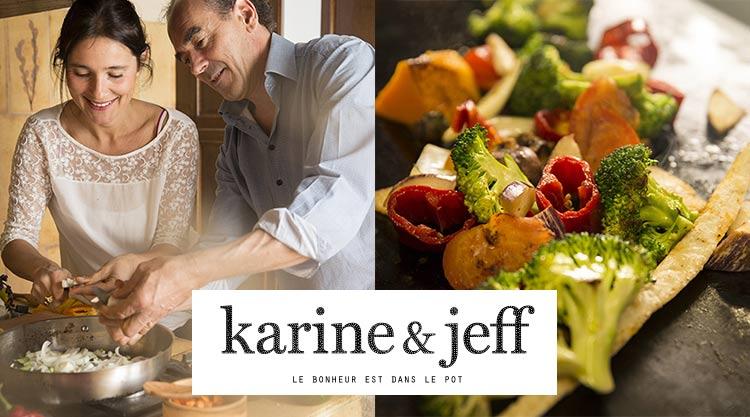 Karine & Jeff products