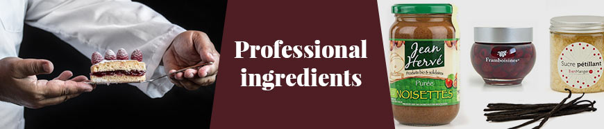 Professional ingredients
