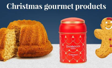 Christmas gourmet products