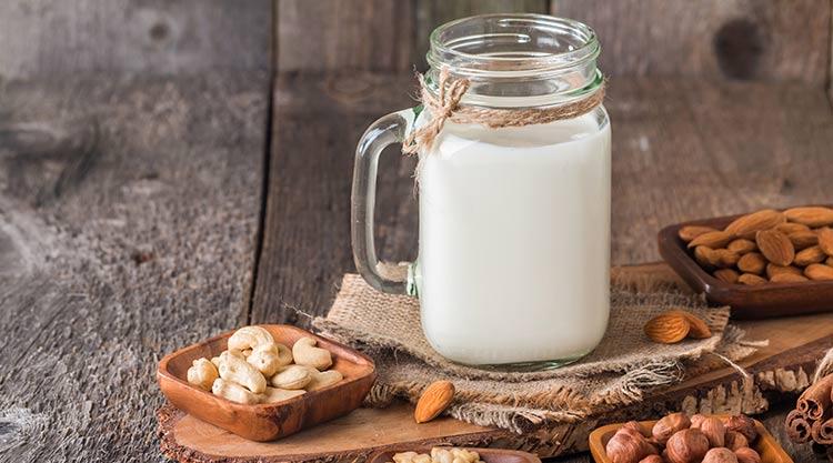 Vegetal milk