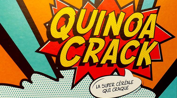 Céréales Quinoa Crack