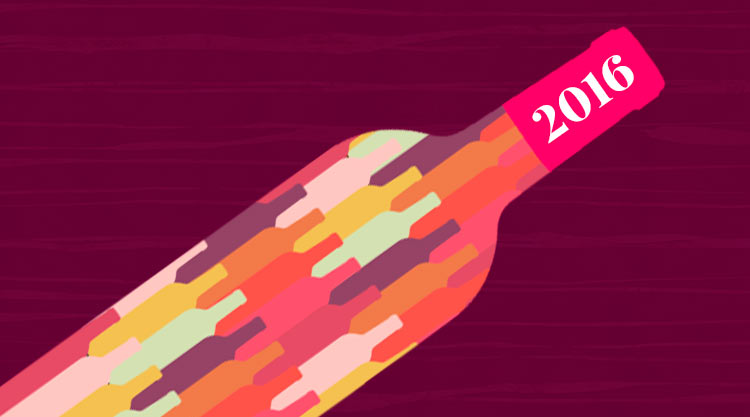 Bordeaux wines 2016